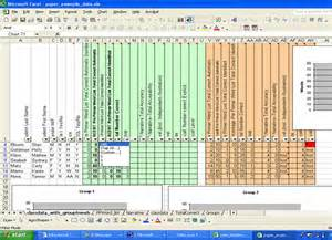 Data Analysis Template For Teachers by Educational Technology Outreach College Of Education