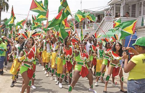 Guyana Calendã 2018 Mashramani Guyana S Most Colourful Festival