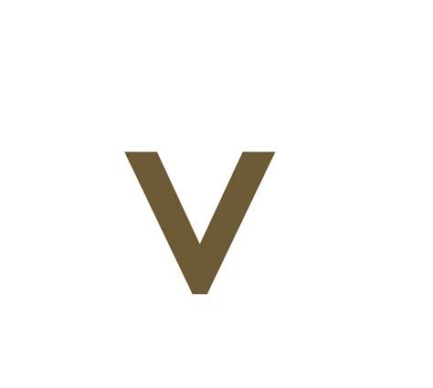 Aufkleber Buchstaben Gold by Muelltonnen Aufkleber Buchstabe Kleingeschrieben V Gold