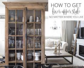 How To Be On Fixer Upper get fixer upper style no matter where you live