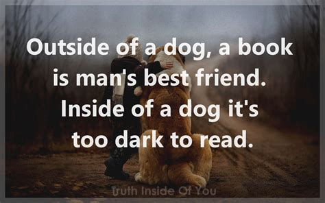 a s best friend outside of a a book is s best friend inside of you