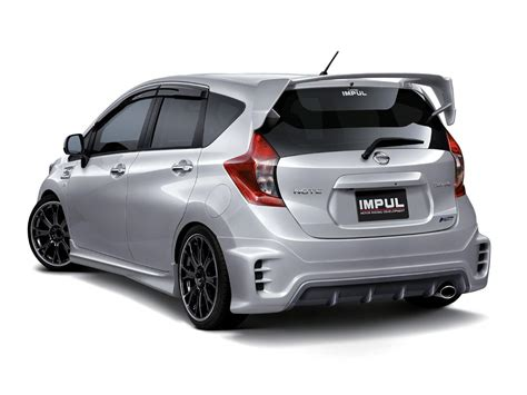Impul Nissan Note Tuning Kit Car Tuning