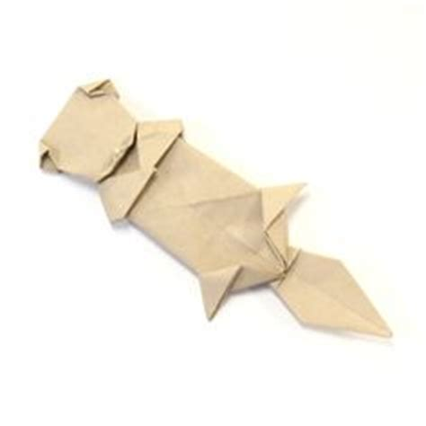 Origami Otter - 1000 images about origami on sea otter