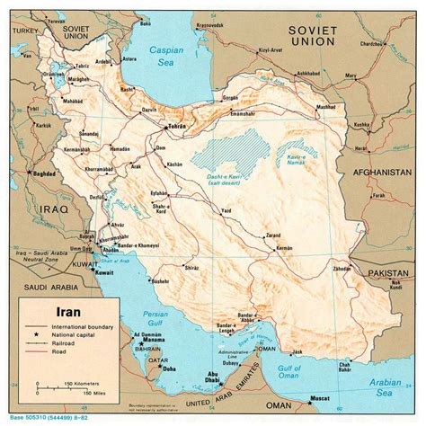 map of iran with cities detailed relief and political map of iran with major