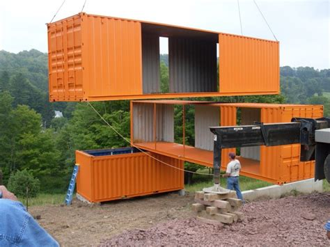 prefab shipping container house in shipping containers