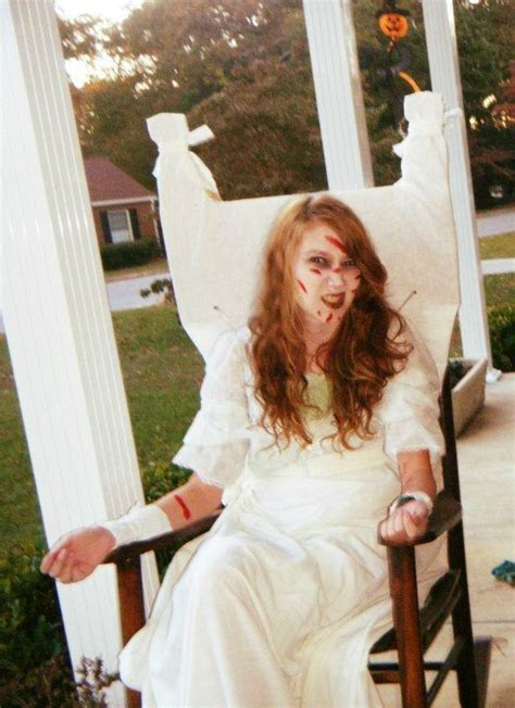 homemade exorcist costume halloween web 17 best images about exorcist makeup on pinterest the