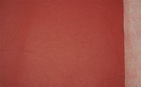 leather upholstery fabric by the yard synthetic leather vinyl upholstery fabric amber red