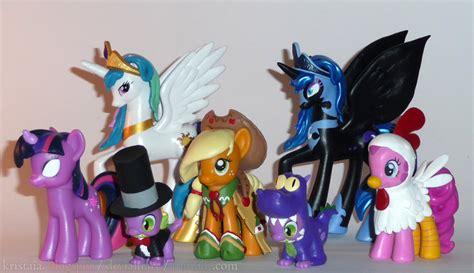 Pony Mini Custom by Custom My Ponies By Kristaia On Deviantart