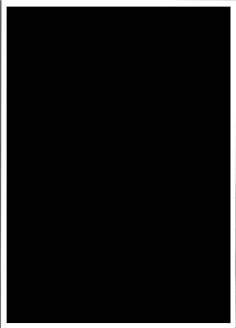 black background black page