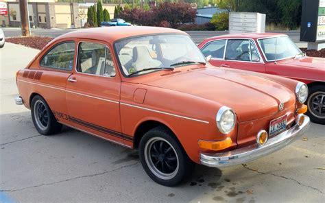 Volkswagen Fastback 1971 vw fastback gallery