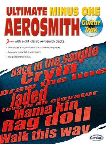 rag doll guitar tab aerosmith ultimate minus one cd tablature groups