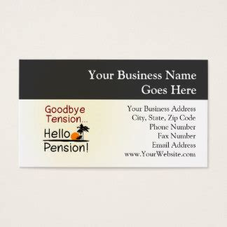 Funny Retirement Business Cards Templates Zazzle Retirement Business Card Templates