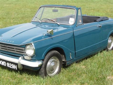 triumph herald for sale for sale triumph herald 13 60 1970 offered for gbp 4 250