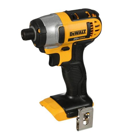 dewalt impact driver 20v dewalt 20v max 1 4 in impact driver non brushless tool only usa tools more