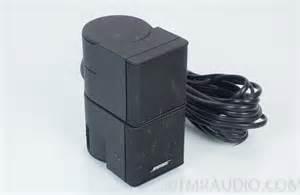 Wire Bookshelf Bose Jewel Cube Speaker Single Speaker W Cable The