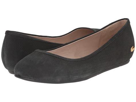 lacoste flat shoes upc 843875004731 lacoste s cessole 116 2 ballet