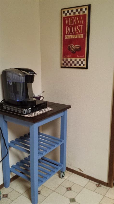 DIY Coffee Cart and Ikea Hack ? Peep Toes and Pacifiers