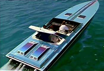 thunder in paradise boat for sale classic tv shows miami vice fiftiesweb