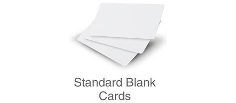 Blank Id Card Id Card Kosong ribbons supplies alphacard