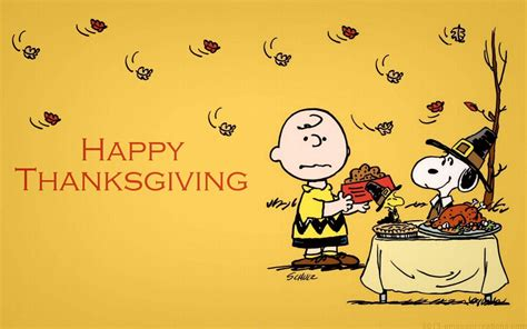 thanksgiving wallpaper peanuts thanksgiving wallpapers wallpaper cave
