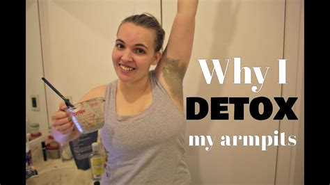 Symptoms Why You Should Detox by Detox Your Armpits And Why You Should