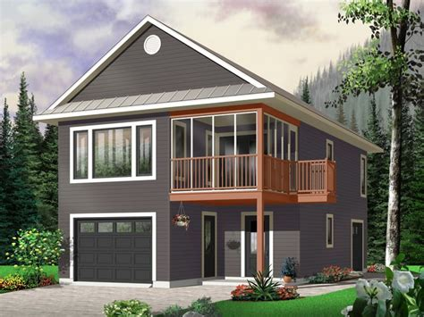 apartment with garage garage apartment plans carriage house plan with tandem