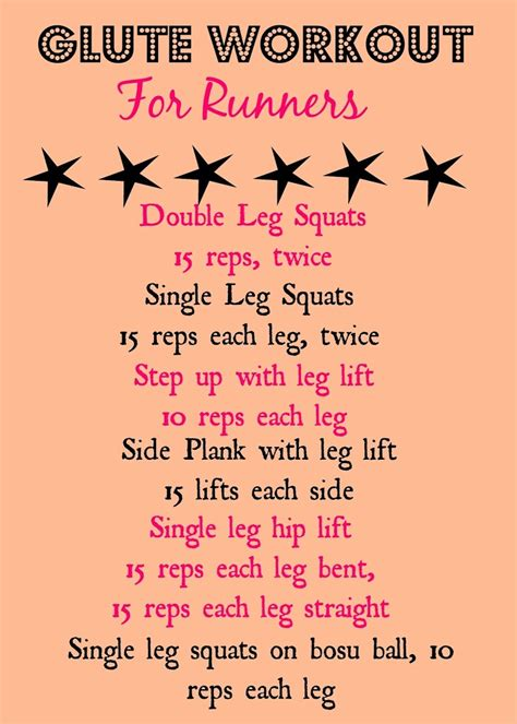 glute workout for runners the runner beans