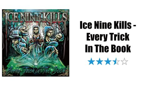nine a nine s addition trick books alternative press japan reviews nine kills every