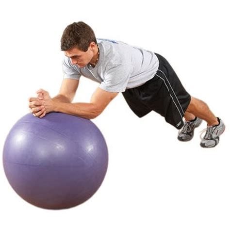 Chair Yoga Routines Giant Exercise Ball