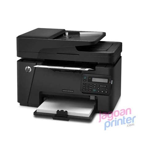 Printer Laser Multifungsi jual printer hp laserjet m127fn murah garansi jagoanprinter