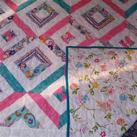 Summer In The Park Quilt by Summer In The Park Quilt Quiltsby Me