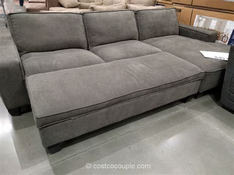 ottoman bed sleeper costco sectional sleeper sofa costco furniture high back
