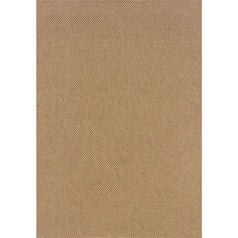 Outdoor Rug 5x8 City Furniture Karavia Khaki Indoor Outdoor 5x8 Area Rug