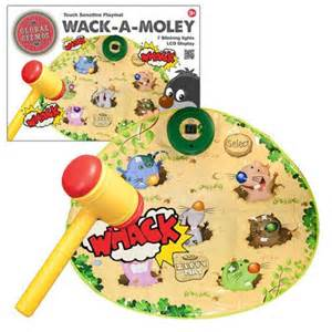 Whack A Mole Mat by Whack A Mole Play Mat Electronic Arcade Fairground