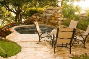 Outdoor spa designs spa pictures