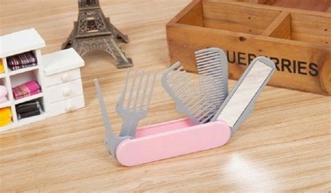 Army Comb Mirror 1 army comb mirror pink gadgets all products