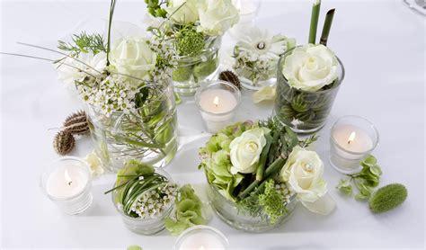 Hochzeitsdeko Blumen by Blumen Tischdeko Tischdeko Wedding