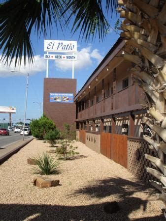 el patio inn hotel 1901 west beauregard avenue in san