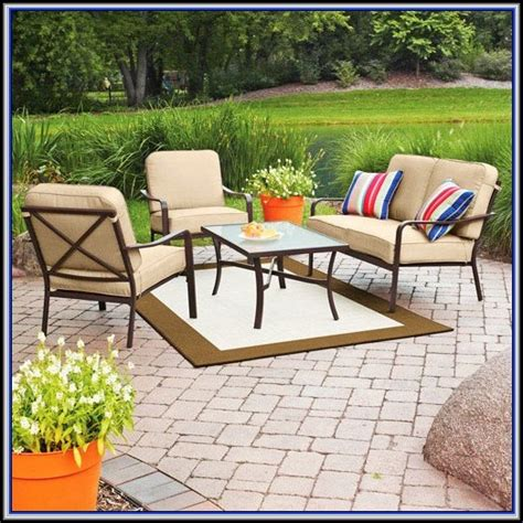 Backyard Creations Furniture Backyard Creations Patio Furniture Replacement Cushions