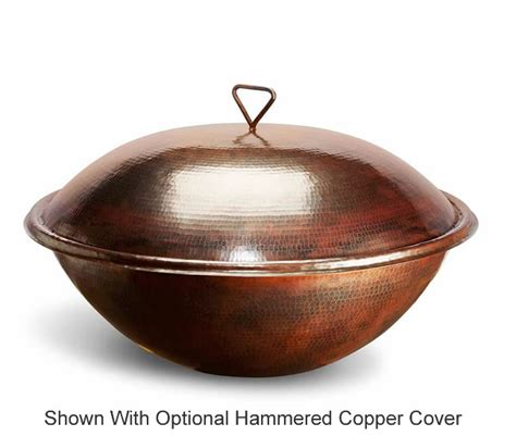 gas pit bowl copper bowl gas pit table with electronic ignition