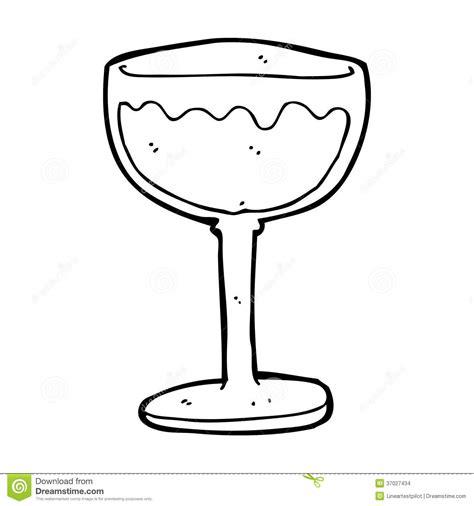 cartoon white wine cartoon glass of red wine stock images image 37027434