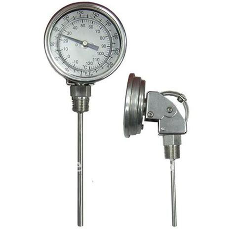 Termometer Industri bimetal termometer termometer industri ss 304 kasus