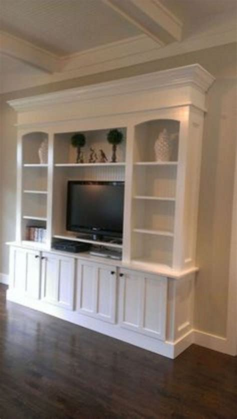 built in entertainment center using ikea hemne pieces 2 27 best wardrobe with tv stand images on pinterest