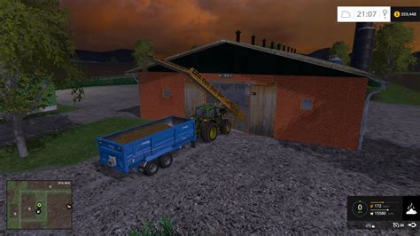 Heat Ls For Pigs by American Land For Ls15 Mod