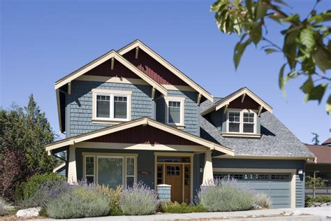 the malone stunning 2 story craftsman home plan