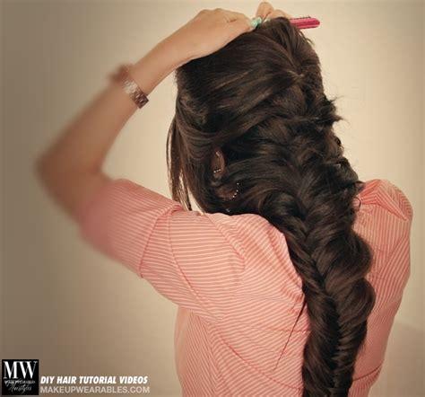 braid long thin hair disney frozen hairstyle elsa hair tutorial video