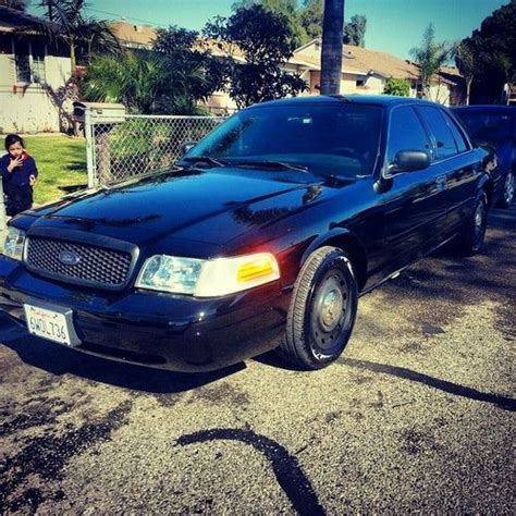 how to learn about cars 2005 ford crown victoria lane departure warning buy used police interceptor p71 crown victoria 2005 ford in ventura california united states