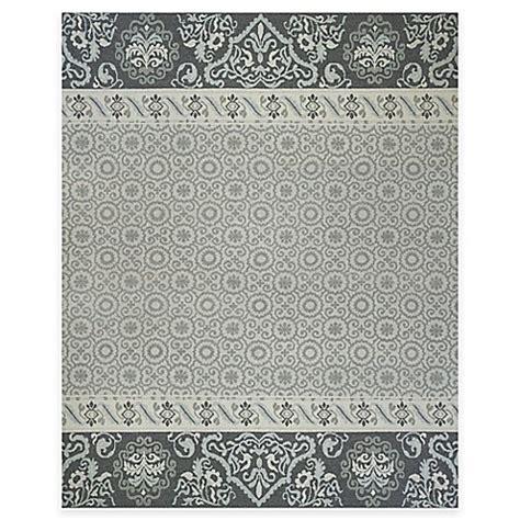 tracy porter rugs tracy porter 174 poetic wanderlust 174 tamar rug in grey navy bed bath beyond