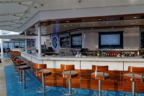 celebrity cruises cigar lounge bars lounges norwegian breakaway kreuzfahrtschiff bilder