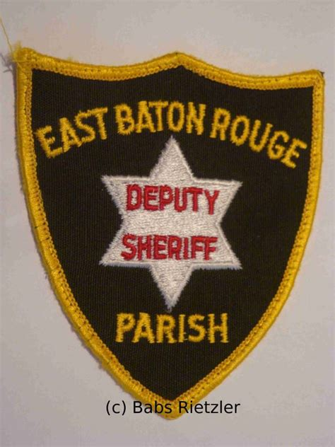 East Baton Sheriff Office by Sheriff And Patches